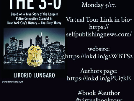 The Book, The 3-0, Virtual Tour - May 17th, 2021