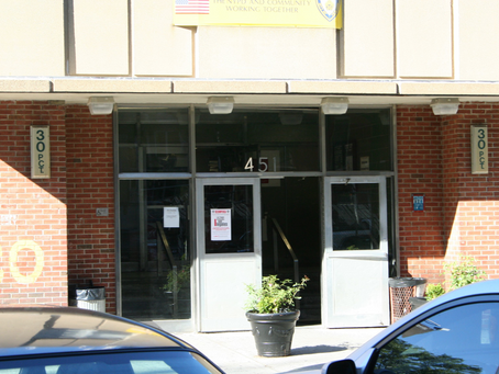 The 3-0 is now published worldwide. This is a picture of the 30th precinct where my journey began!