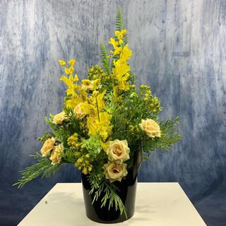 Yellow Arrangement