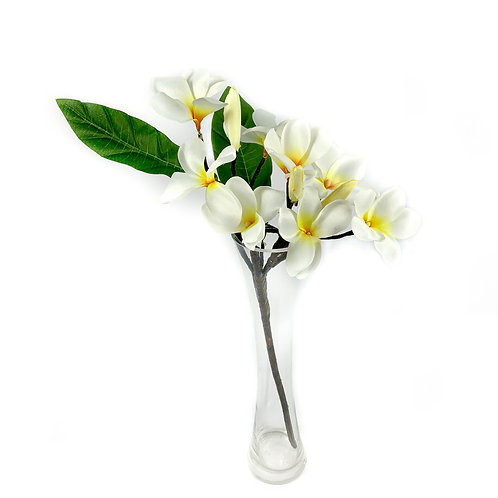 Artificial Frangipani Sprays