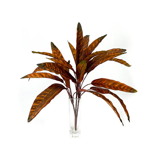 Artificial Croton Bush