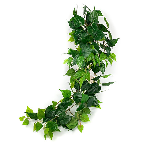Artificial Philo Hanging Bush Large