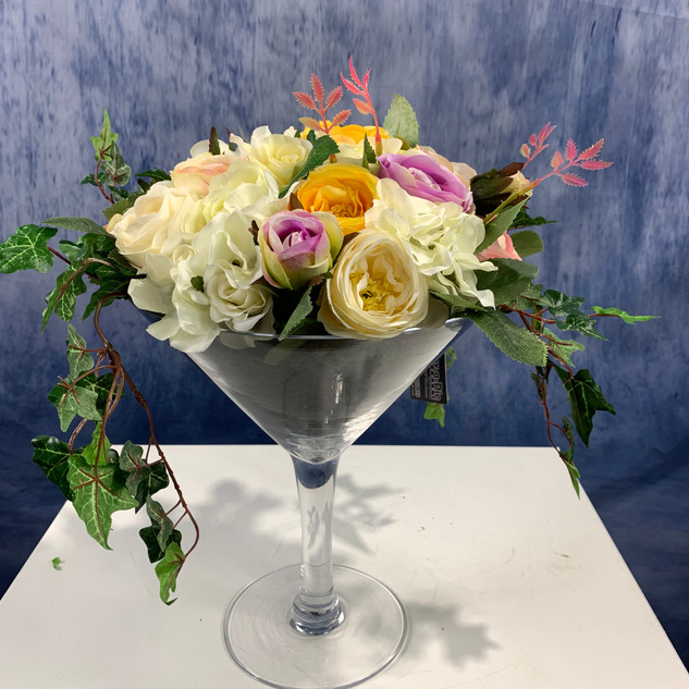 Martini Arrangement