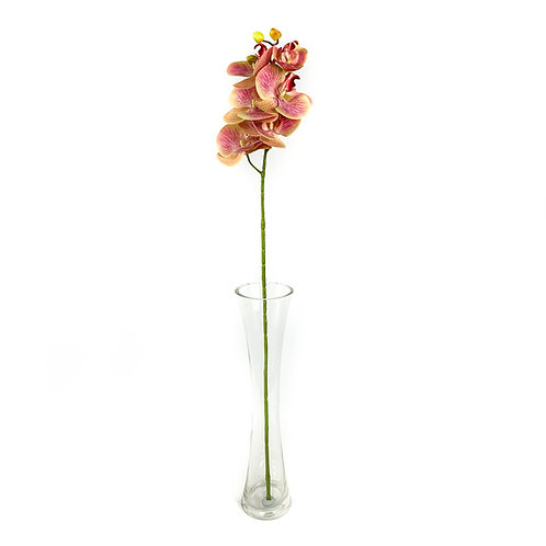 Artificial Real Touch Orchid Pink