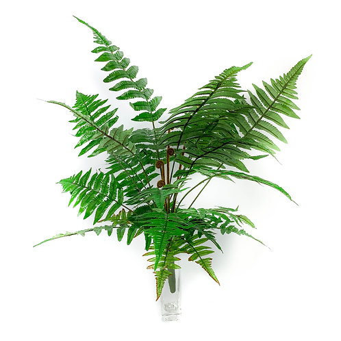 Artificial Native Fern Large