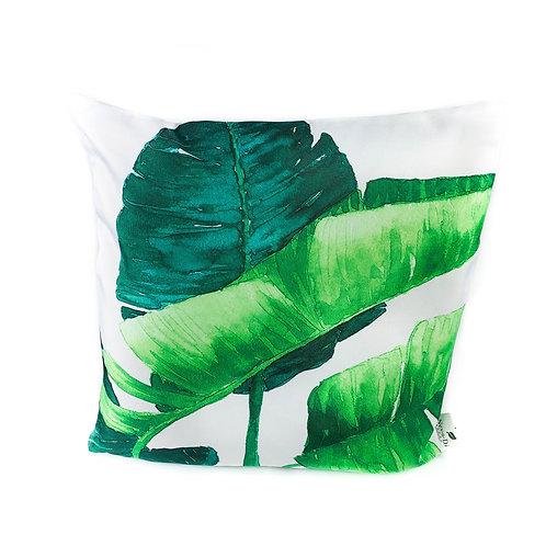 Banana Leaf Cushion Small