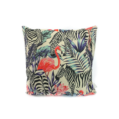 Zebra Cushion Small