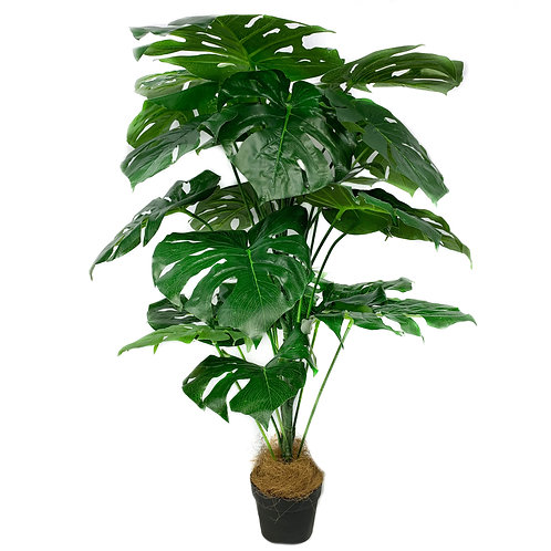 Artificial Monsteria Leaf Plant