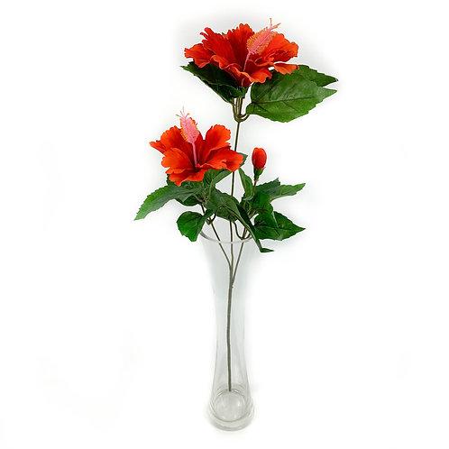 Artificial Hibiscus Spray Flower