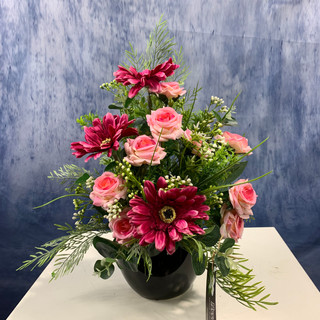 Pink Daisy Arrangement