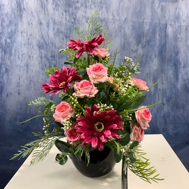 Pink Daisy Arrangement