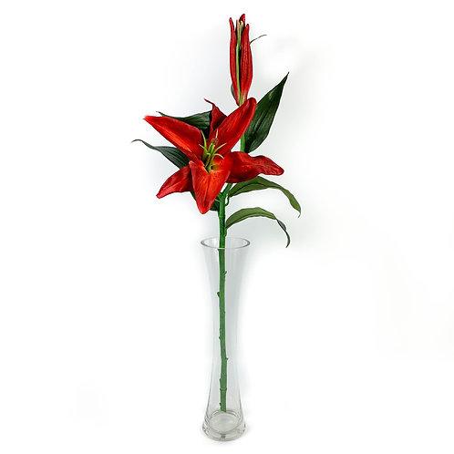 Small Artificial Casablanca Lilies