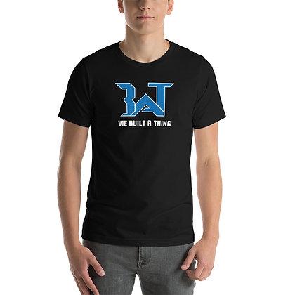 """WBAT """"We Built A Thing"""" Logo"""