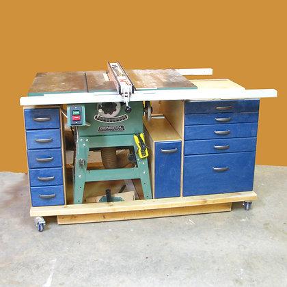 Mobile Tablesaw Base & Storage (WNW)