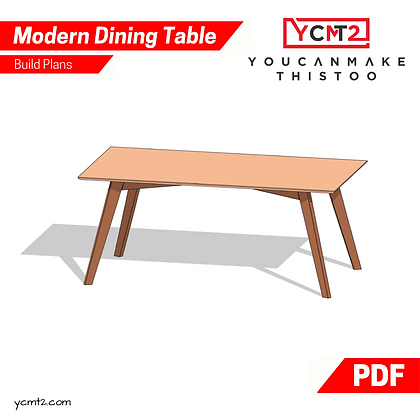 Modern Dining Table (YCMT2)