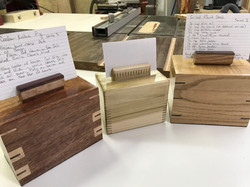Recipe Card Boxes