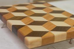 The Tumbling Block Board