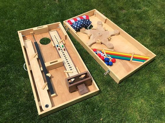Fisher's Yard Game Set