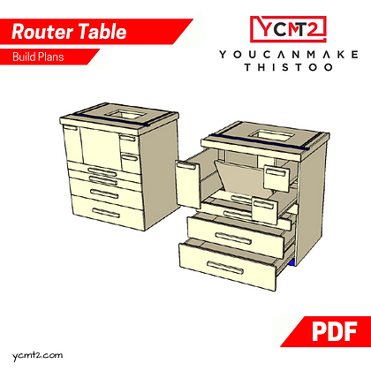 Router Table (YCMT2)