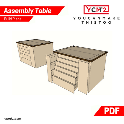 Assembly Table (YCMT2)