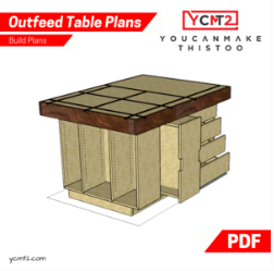 Outfeed Table (YCMT2)