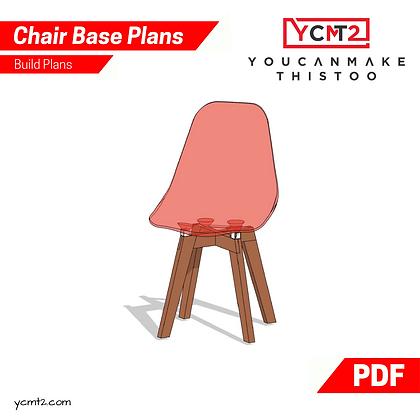 Eames Chair Base (YCMT2)