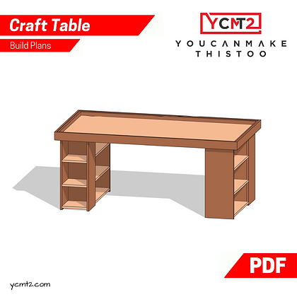 Craft Table (YCMT2)