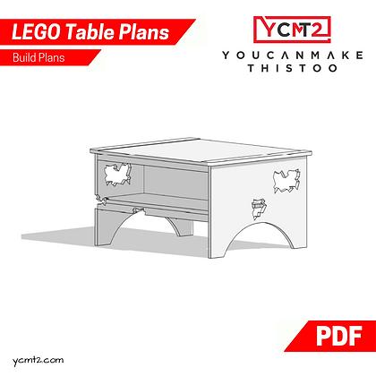 LEGO Table (YCMT2)