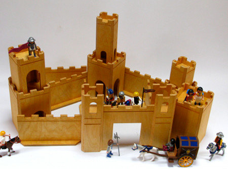Theo's Castle (WNW)