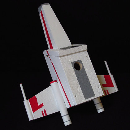 The X-wing Birdhouse (WNW)