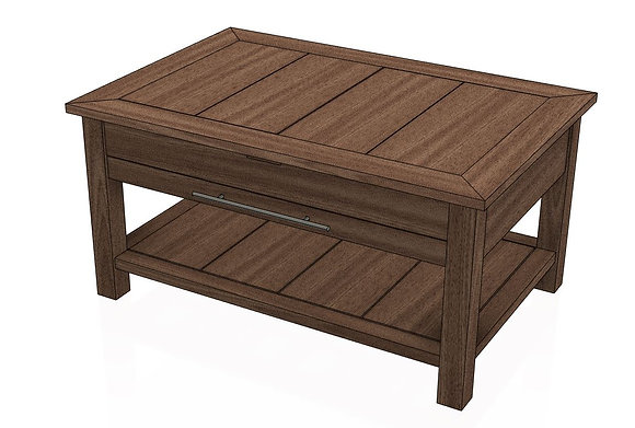 The Ultimate Gaming Coffee Table