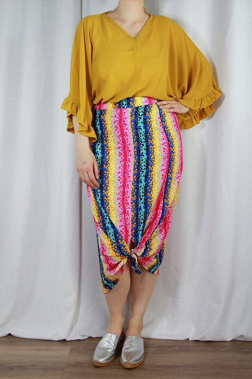 Melody Knot Skirt