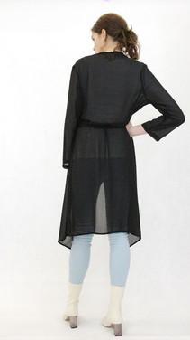 Jaclyn M -Liddy Duster Coat