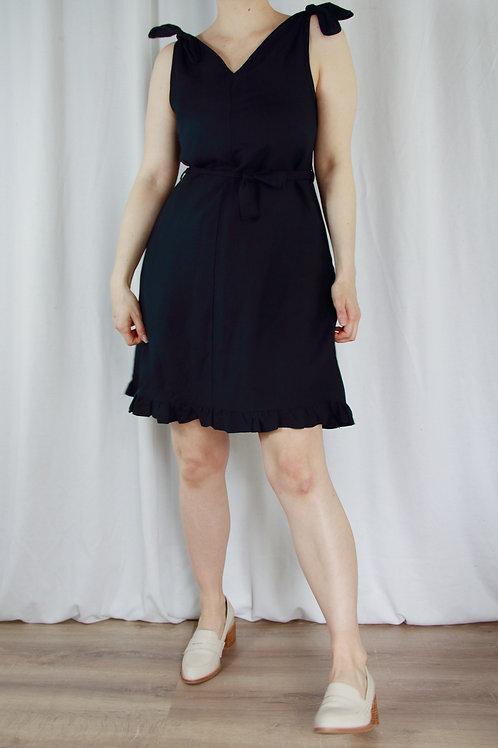 Hazel Linen Blend Dress