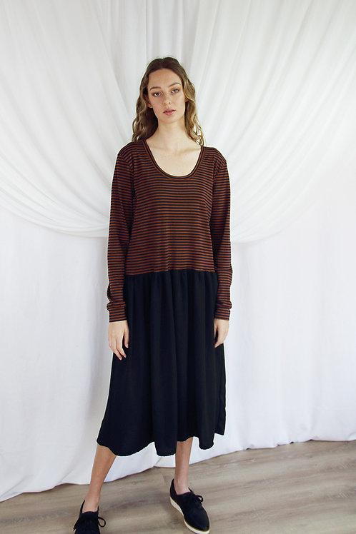 Melody Stripe Dress