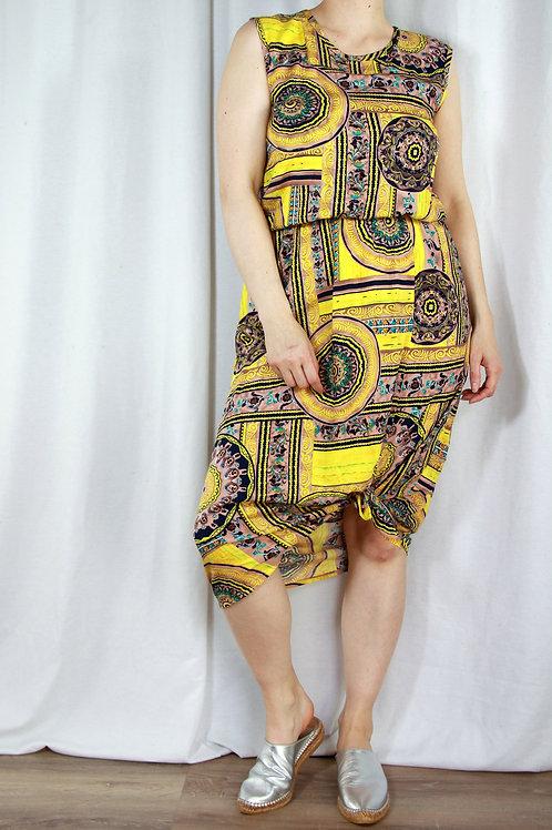 Ember Rayon Dress