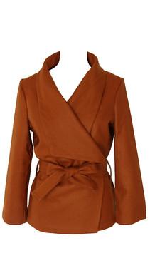 Jaclyn M -Rosie Wrap Jacket