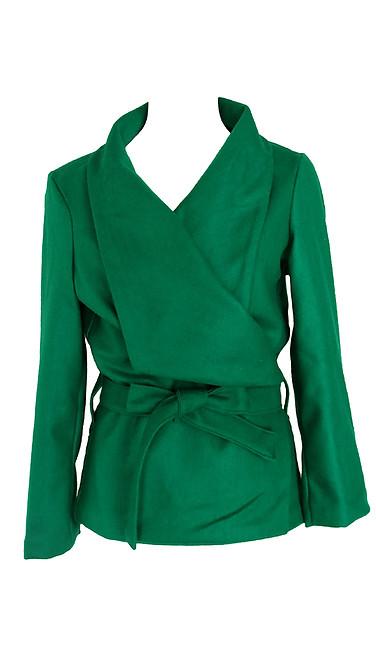 Jaclyn M Rosie Wrap Jacket