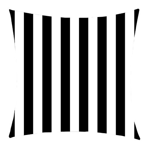 """Just Stripes"" Printed Cushion (To Mix & Match)"