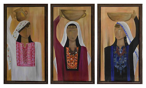 Women of Palestine