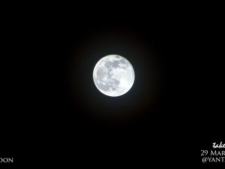 Spiritual Full Moon