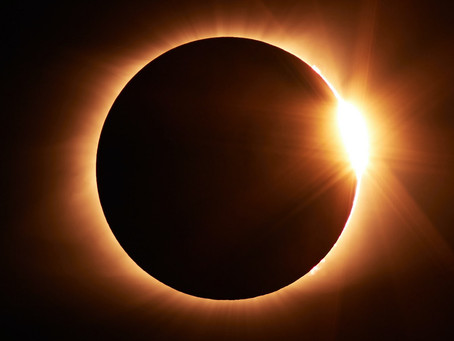 Riding the Eclipses Wave and Summer Solstice