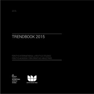 TRENDBOOK 2015