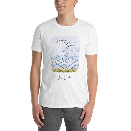 """Sparrow"" Short-Sleeve Unisex T-Shirt"