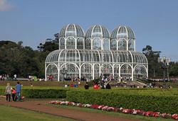 Jardim Botânico Curitiba •Brazil
