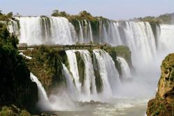 Cataratas do Iguaçu • Brazil