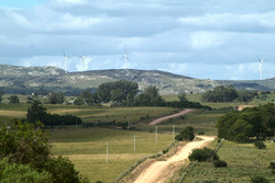 Sierra Carape • Uruguay