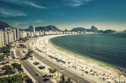 Copacabana, Rio •Brazil