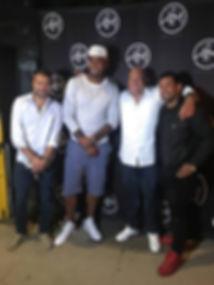 Southampton Nightclub - Carmelo Anthony - Shawn Pecas - Kamal Haute