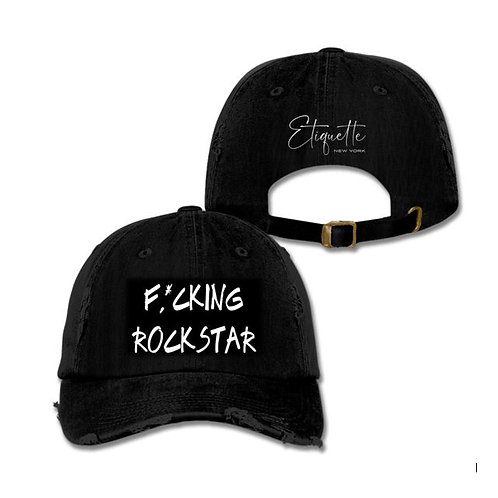 Rockstar Dad Hat